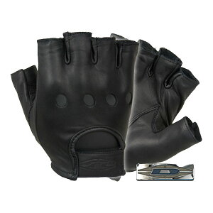ダマスカス ドライビンググローブ D22S ハーフフィンガー [ Mサイズ ] DAMASCUS |革手袋 レザーグローブ 皮製 皮手袋 ハンティンググローブ タクティカルグローブ ミリタリーグローブ