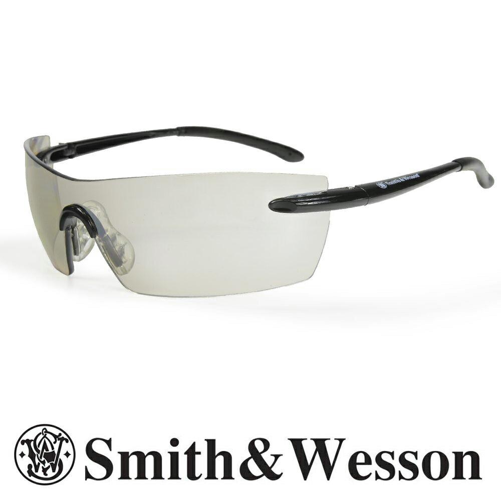 スミス&ウエッソン サングラス キャリバー I/Oミラー S&W | スミス&ウェッソン メンズ スポーツ 紫外線カット UVカット グラサン 運転 ドライブ バイク ツーリング 曇り止め インドア・アウトドアミラー
