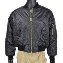 Rothco フライトジャケット MA-1 [ ブラック / Mサイズ ] ロスコMA-1 MA-1低価格