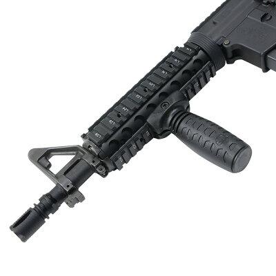 CAATactical実物バーティカルフォアグリップTVG1ピカティニーレール対応[ブラック]CAAタクティカルフォアエンドグリップバーティカルグリップバーチカルグリップライフルグリップ自動小銃グリップ銃把握把