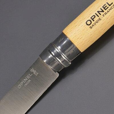 OPINEL折りたたみナイフNo10ステンレス鋼オピネル折り畳みナイフフォルダーフォールディングナイフホールディングナイフ