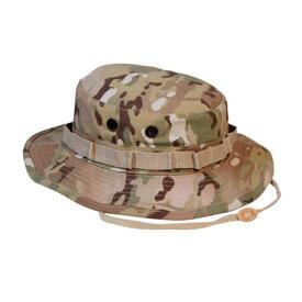 Rothco ブーニーハット 5892 マルチカム [ Sサイズ ] ベースボールキャップ 野球帽 メンズ ワークキャップ ミリタリーキャップ