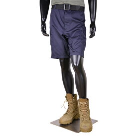 Rothco ハーフカーゴパンツ BDUショーツ 無地 [ ミッドナイトブルー / Sサイズ ] ミリタリーパンツ TDUパンツ BDUパンツ メンズボトム