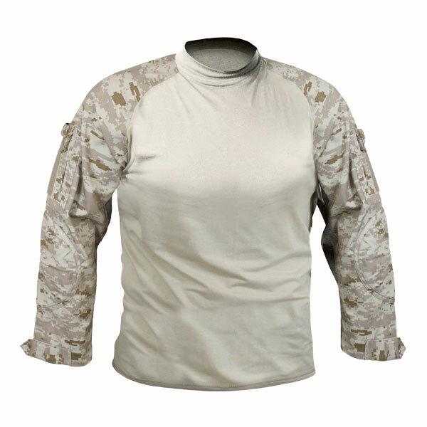 Rothco コンバットシャツ 90020 デザートカモ [ Lサイズ ]