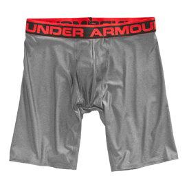 アンダーアーマー ボクサーパンツ Jock 9インチ [ グレー / Sサイズ ] 1230365 メンズ 男性下着 スポーツインナー ボクサーブリーフ