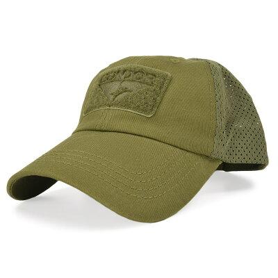 CONDOR野球帽タクティカルメッシュキャップ