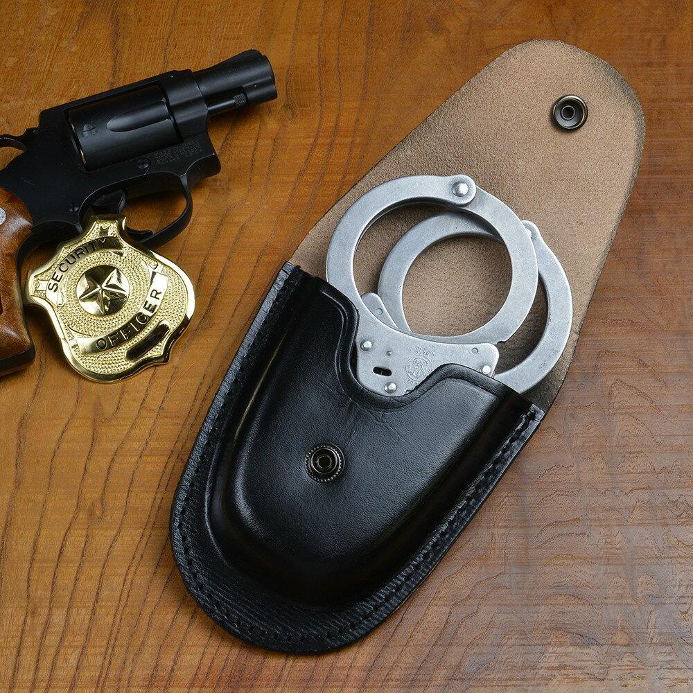 Rothco 手錠ケース 革製 10081   ロスコ ハンドカフスケース ハンドカフポーチ 手錠ポーチ ハンドカフスポーチ
