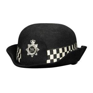 イギリス警察 放出品 ヘルメット 女性用 警察官 [ 警官用 / 53-6 5/8 ] 英国 POLICE ポリス ポリスグッズ 警察ハット 警察帽子 巡査 タクティカルヘルメット コンバットヘルメット ミリタリーヘル