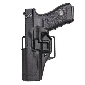 ブラックホーク CQCホルスター SERPA マルイ グロック17、18C適合 [ 左利き ] BHI Glock2021S&WM&P.45 右利き 410513BK-R   Serpa シェルパ Blackhawk スミス&ウエッソン スミス&ウェッソン