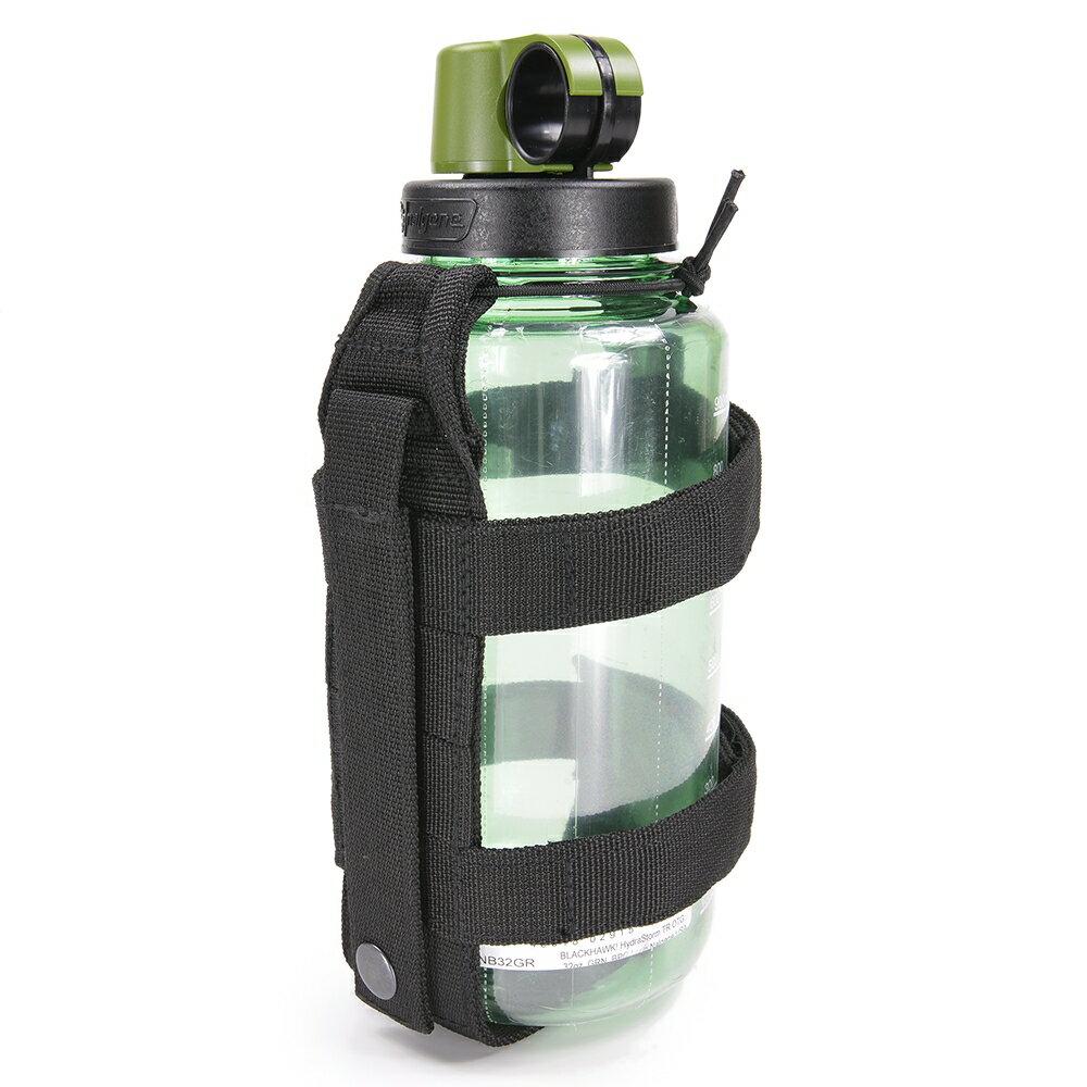 ROTHCO ボトルキャリア MOLLE対応 2110 [ ブラック ] NALGENE キャンティーン ナルゲンポーチ ボトルケース 水筒入れ ナルゲンボトルポーチ