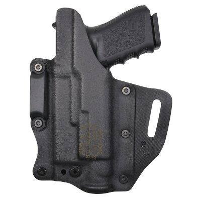 Safarilandヒップホルスターグロック19/23適合557-2832-131右用サファリランドベルトループサバイバルゲーム装備品Glock対応