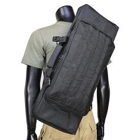 CONDOR ライフルケース 28インチ モール対応 [ ブラック ] アサルトライフルケース ショットガンケース ライフル銃ケース 散弾銃ケース サバゲー装備