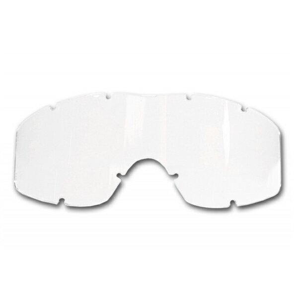 ESS 交換レンズ アジアンフィット プロファイル NVG 740-0258 [ クリア ] リプレイス サバイバルゲーム ミリタリーグッズ ミリタリー用品 サバゲー装備 アイウエア バイク 防塵ゴーグル 曇り止め