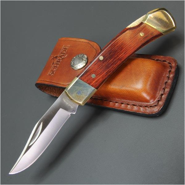 SCHRADE 折りたたみナイフ LB5 アンクルヘンリー   Schrade 折り畳みフォルダー フォールディングホールディング