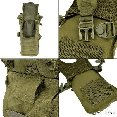 CONDORハーネスハイドロ242[ブラック]タクティカルベストアサルトベストミリタリーグッズミリタリー用品サバゲー装備