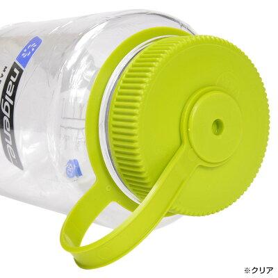 NALGENEナルゲンボトルTritan広口1.0L[オウバジー]キャンティーンナルゲンポーチボトルケース水筒入れナルゲンボトルポーチ