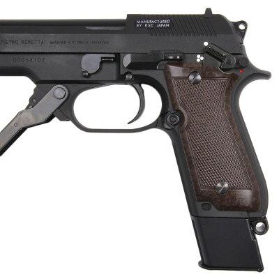 KSC発火式モデルガンM93Rシリーズ2ndHWケーエスシーハンドガンBerettaベレッタM93R-MGセカンドバージョンヘビィウェイトヘビーウェイト