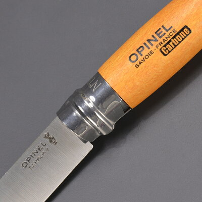 OPINEL折りたたみナイフNo9カーボンスチールオピネル折り畳みナイフフォルダーフォールディングナイフホールディングナイフ