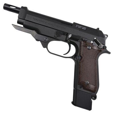KSC発火式モデルガンM93Rシリーズ2ndHW