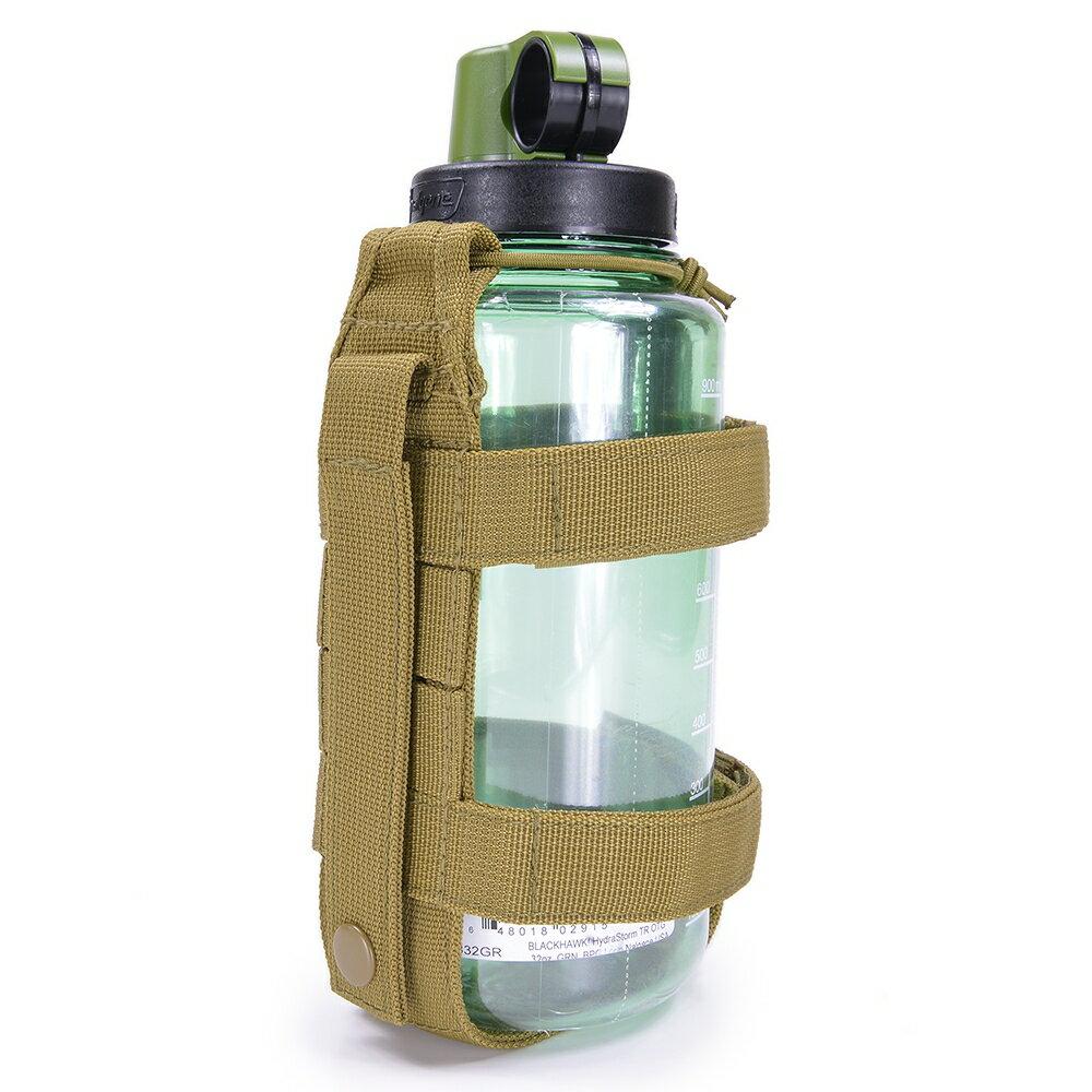 ROTHCO ボトルキャリア MOLLE対応 2110 [ コヨーテブラウン ] NALGENE キャンティーン ナルゲンポーチ ボトルケース 水筒入れ ナルゲンボトルポーチ