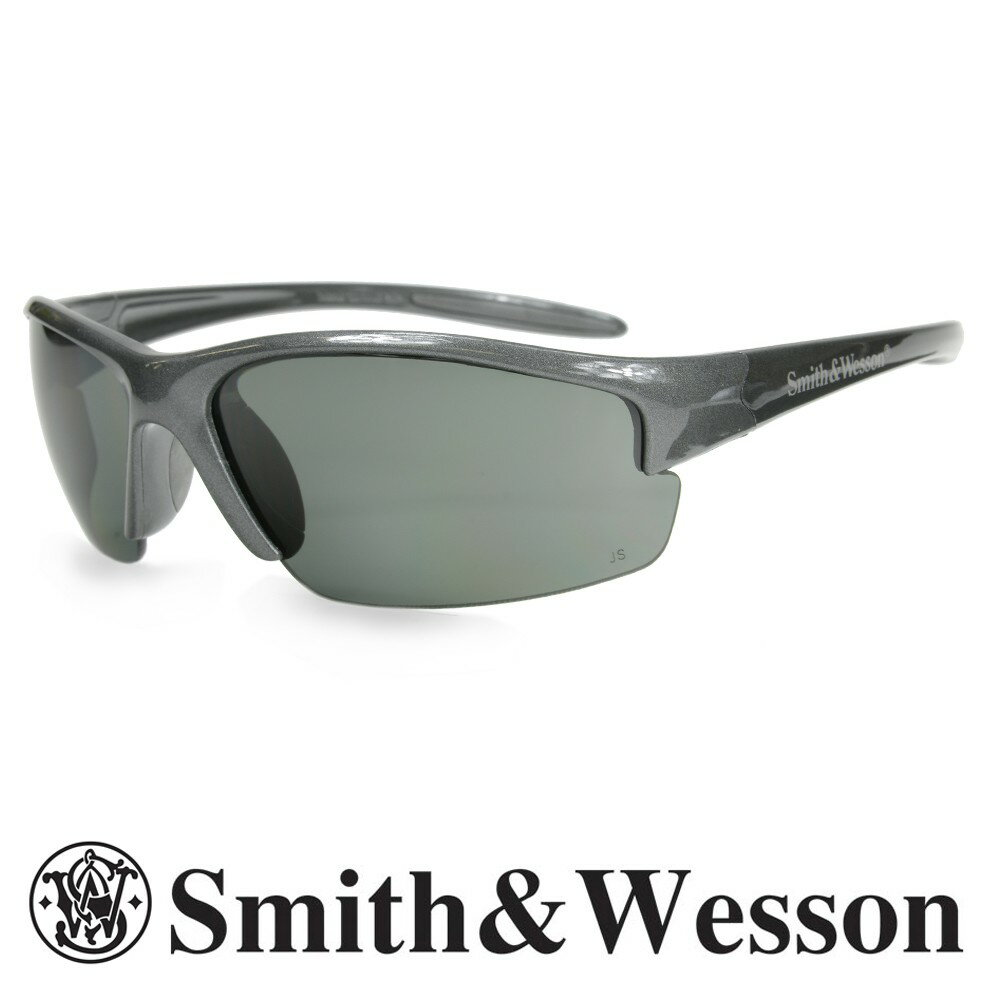 スミス&ウエッソン サングラス イコライザー ブラック S&W | スミス&ウェッソン メンズ スポーツ 紫外線カット UVカット グラサン 運転 ドライブ バイク ツーリング 曇り止め