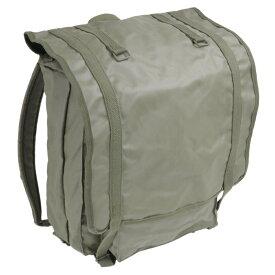 フランス軍放出品 リュックサック F-1 ナイロン製 バックパック ナップザック デイパック カバン かばん 鞄 ミリタリーグッズ サバゲー装備 払下げ ナップサック デイバッグ 背嚢 ミリタリーサープラス