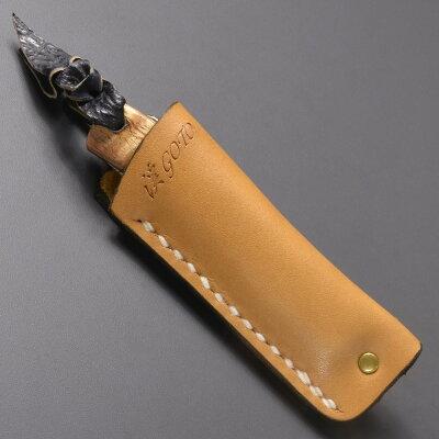 カスタムナイフ後藤渓BF-1コアレス多層鋼ハワイアンコア折りたたみ式折り畳みナイフフォルダーフォールディングナイフホールディングナイフ