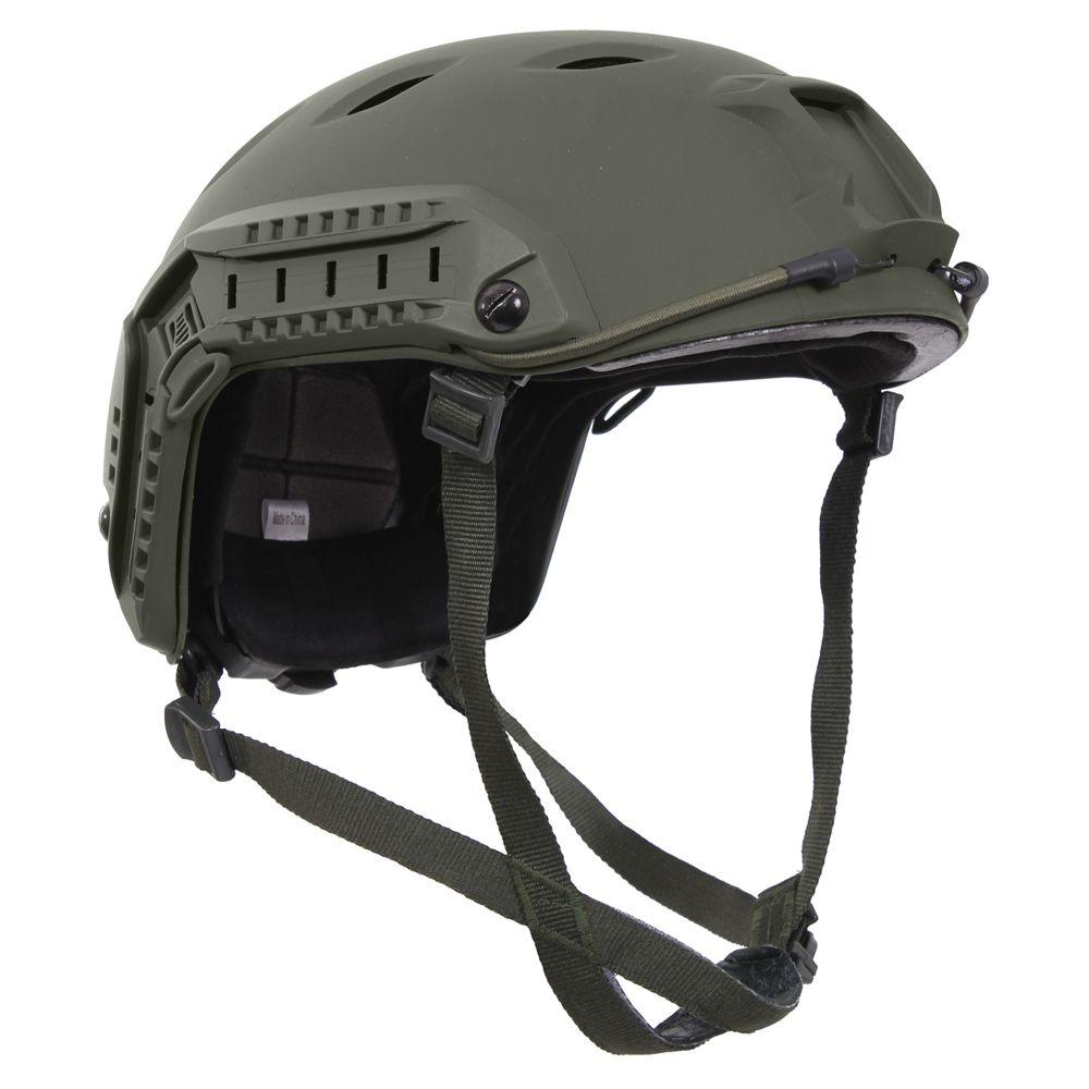 ROTHCO タクティカルヘルメット 1294 [ オリーブドラブ ] | Rothco コンバットヘルメット ミリタリーグッズ ミリタリー用品 サバゲー装備