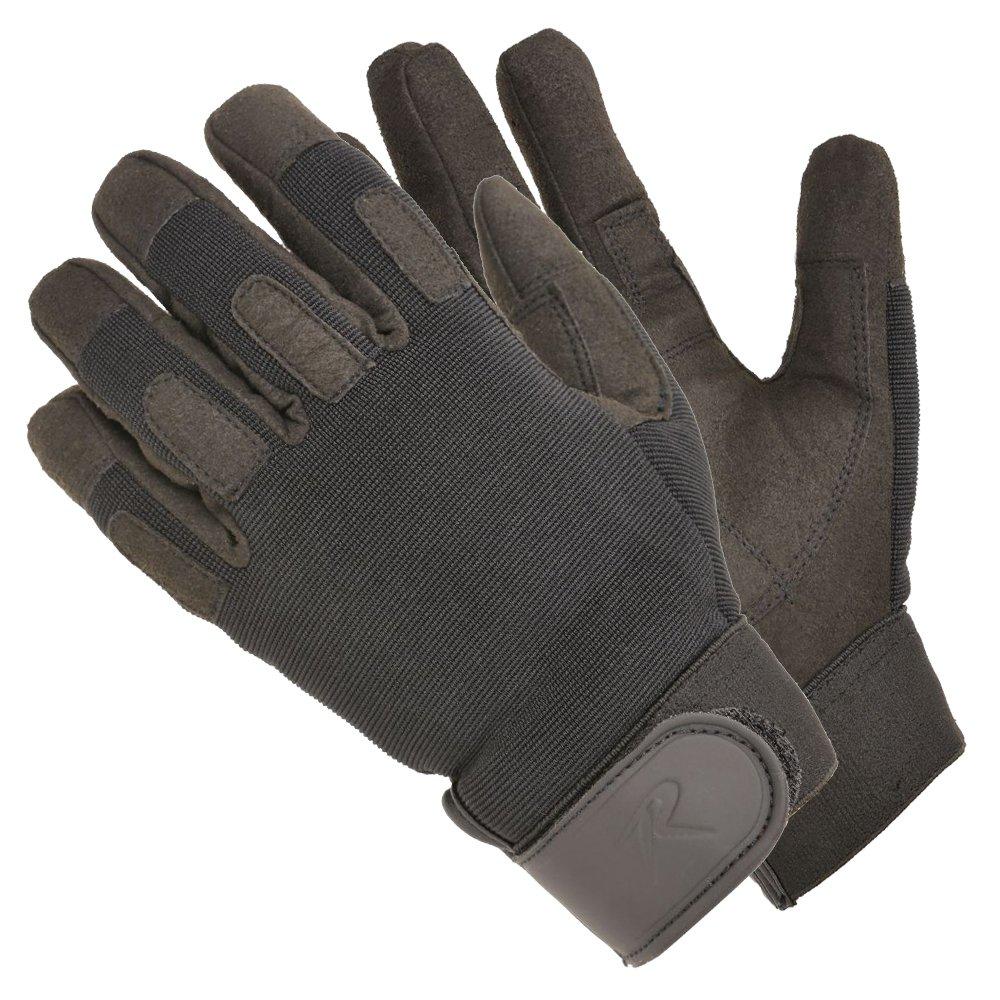 ロスコ 軽量デューティーグローブ 3469 汎用 [ Lサイズ ] Rothco 革手袋 レザーグローブ 皮製 皮手袋 ハンティンググローブ タクティカルグローブ ミリタリーグローブ