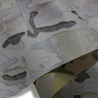 迷彩生地マルチカム幅150cmコーデュラナイロン100%[1m]テーブルクロスカバーマットハンドクラフト手芸迷彩柄カモフラ