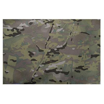 迷彩生地マルチカム幅150cmコーデュラナイロン