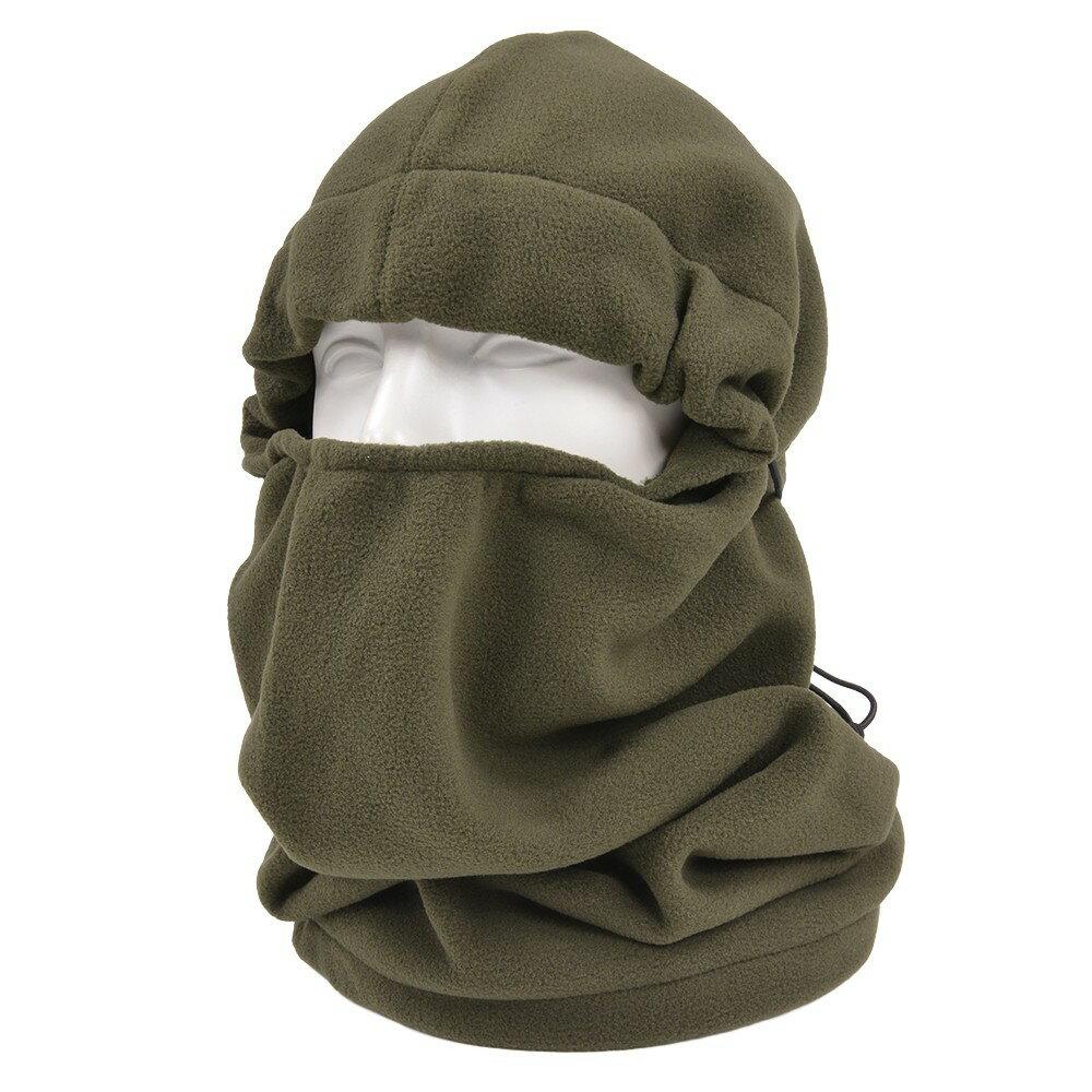 Rothco フェイスマスク バラクラバス フリース [ オリーブドラブ ] 目出し帽 ネックウォーマー