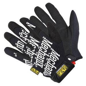 メカニクスウェア ORIGINAL グローブ [ ブラック / Sサイズ ] 革手袋 レザーグローブ 皮製 皮手袋 ハンティンググローブ タクティカルグローブ ミリタリーグローブ 軍用手袋 サバゲーグローブ LE