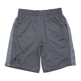 UNDER ARMOUR ハーフパンツ UA Freedom Raid 2.0 Shorts [ グラファイト / XLサイズ ] アンダーアーマー ショーツ メンズ ショートパンツ 半ズボン 半ずぼん ランニング アウトドア スポーツウェア ウォーキング