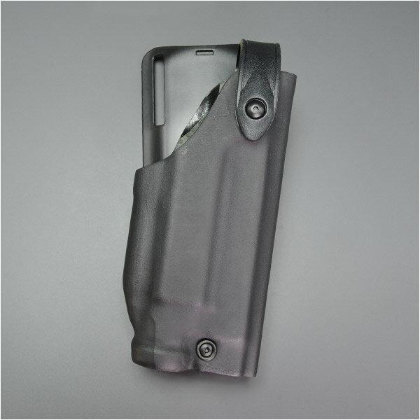Safariland ヒップホルスター グロック17/22 ウエポンライト用 右 6285-8314-131 Glock