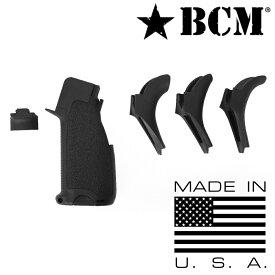 BCM 実物 ガングリップ Mod2 ガンファイターグリップ M4/AR15対応 [ ブラック ] ラバーグリップ ハンドガン カスタムパーツ カスタムグリップ ブラボーカンパニー