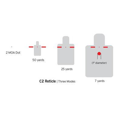 STEINER実物リフレックスドットサイトDRS1-XC2レティクル3モード8503シュタイナーダットサイトバトルサイトCQB用光学照準器オプティカルサイトチューブドットCQBサイトAR向け近距離近接戦闘