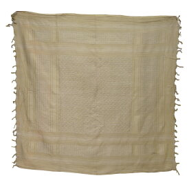 CONDOR アフガンストール 201 シュマグ [ タン ] コンドルアウトドア アラブスカーフ バンダナ