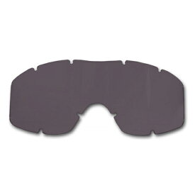 ESS 交換レンズ アジアンフィット プロファイル NVG [ スモークグレイ ] リプレイス サバイバルゲーム ミリタリーグッズ ミリタリー用品 サバゲー装備 アイウエア バイク 防塵ゴーグル 曇り止め