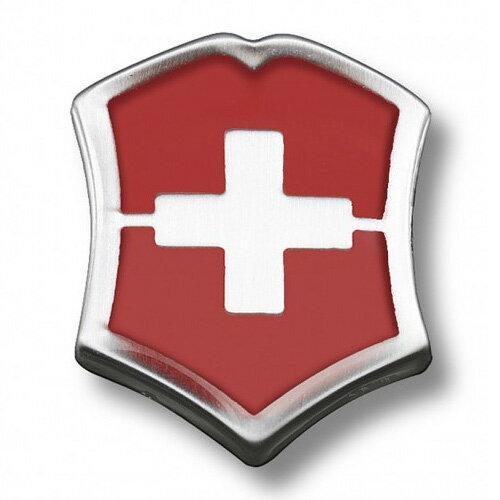 VICTORINOX ピンバッジ 4.1888 スイスクロス レッド ミリタリーバッジ ミリタリーバッチ Victorinox