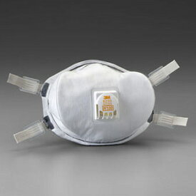 3M N100 防護マスク 8233 [ 1個 ] 放射能内部被曝対策 | 防塵マスク 防じんマスク 規格 放射性物質 微粒子対応