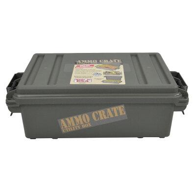 MTM大容量アモカン弾薬&ユーティリティーケース弾薬箱アンモカン弾薬ケースAMMOCANアンモボックスユーティリティケース耐水