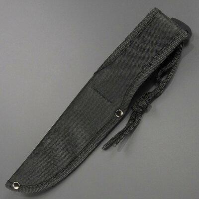 アウトドアナイフM3505ザイルカッターシースナイフ|ハンティングナイフ狩猟サバイバルナイフ
