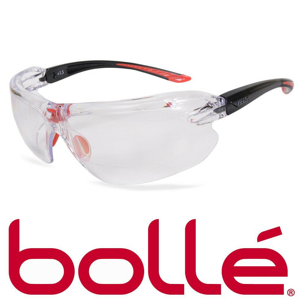 Bolle サングラス IRI-S ルーペ付き クリアレンズ セーフティグラス