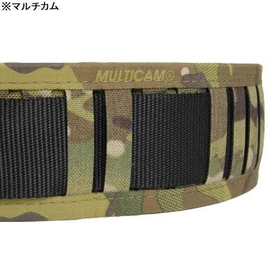 Highspeedgearベルトパッド33DGロープロファイル[ブラック/Sサイズ]ハイスピードギアサバゲー装備