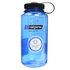NALGENE ナルゲンボトル Tritan 広口 1.0L [ ブルー ] キャンティーン 水筒 トライタン 1L 1リットル