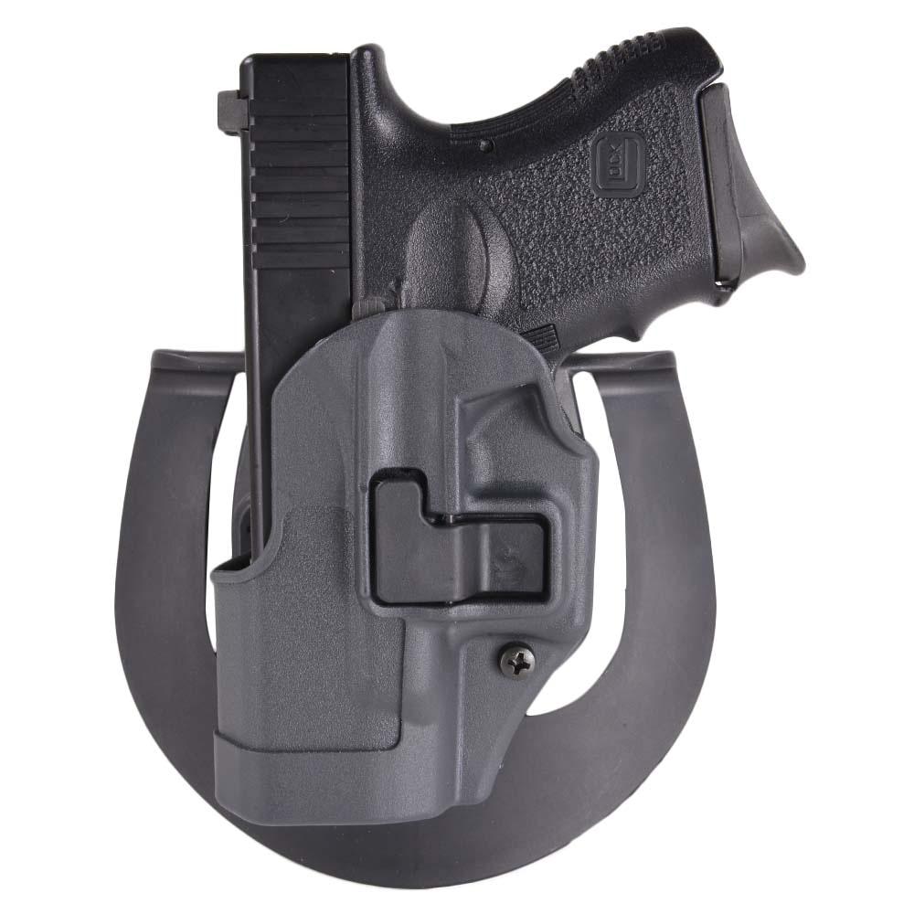 ブラックホーク SERPAホルスター スポーツスター マルイ グロック26適合 [ 左利き ] BHI Glock 262733 右利き 413501BK-R   Blackhawk