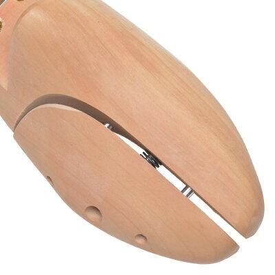 シューキーパー木製取っ手付き