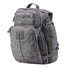 5.11タクティカル ラッシュ72 バックパック 58602 [ ストーム ] RUSH72 43L   5.11Tactical 511 リュックサック ナップザック デイパック カバン かばん 鞄 ミリタリー ミリタリーグッズ サバゲー装備