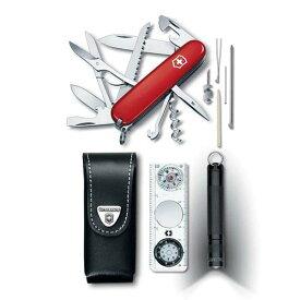 VICTORINOX アーミーナイフ 1.8726 トラベルセット Victorinox ツールナイフ マルチツール 十徳ナイフ キャンピングナイフ 万能ナイフ